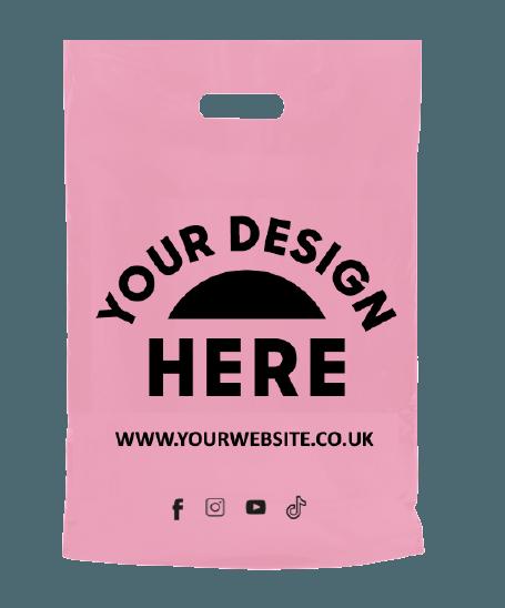 Custom Biodegradable Carrier Bag